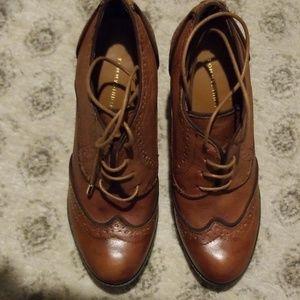 Tommy Hilfiger Saddle bootie shoes